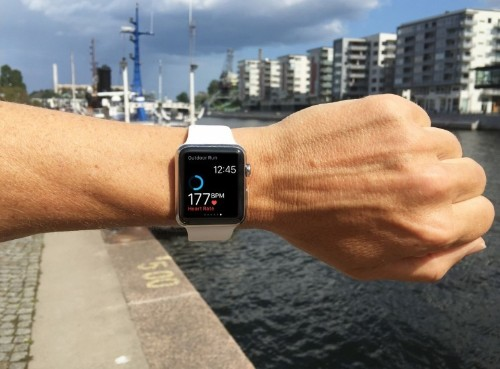 How Apple Watch heart rate sensor can improve your running