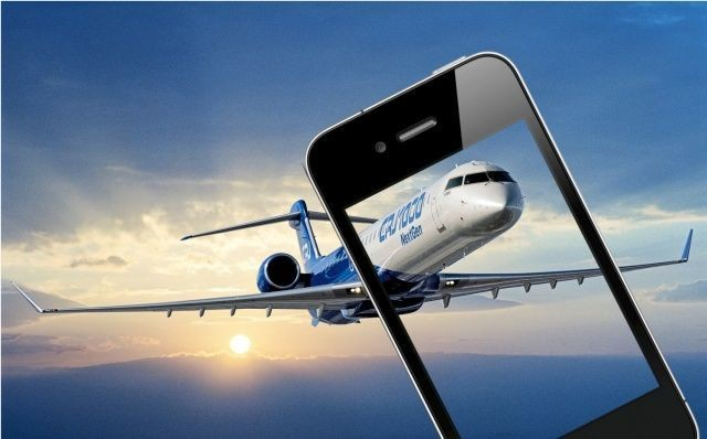 iPhone Interference Blamed For Sending Airliner Off Course