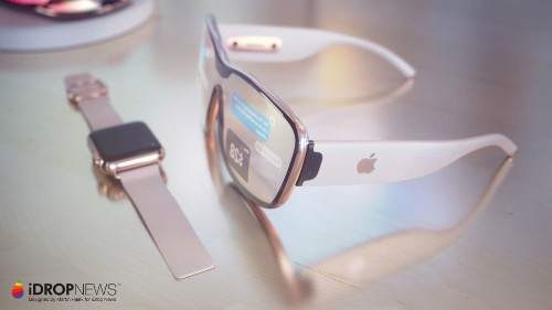 Apple wants to put a holographic display right next to your eyeballs
