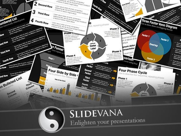 Slidevana For Keynote: The Ultimate Toolkit For Building Professional Presentations [Deals]