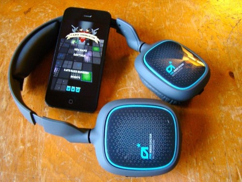 Turn your game audio up to 11 with these Bluetooth cans