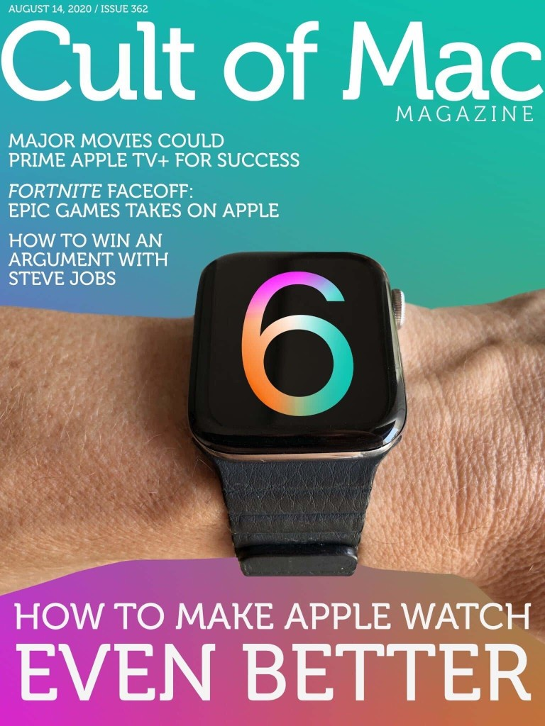 10 ways to make Apple Watch even better [Cult of Mac Magazine 362]