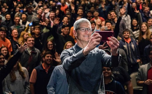iPhone innovation is still in the pipeline, Tim Cook says