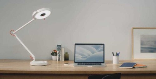 MyLiFi lamp brings you internet through LED light