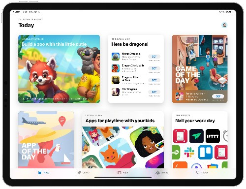 You can now read the App Store's 'Today' stories on the web