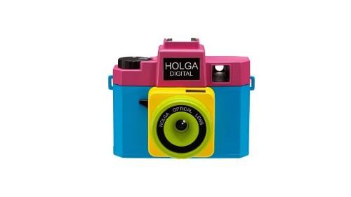 The classic Holga camera finally goes digital
