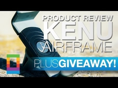 Kenu Airframe car mount makes iPhone road trips a breeze (plus giveaway!)