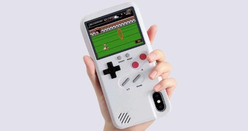 This Game Boy Color case for iPhone is every '90s kid's dream