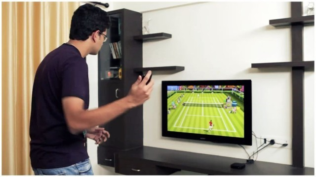 Rolomotion Brings Wii-Style Tennis To The Apple TV With New iPhone App