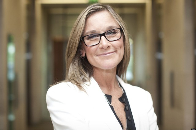 Angela Ahrendts talks transforming the Apple Store