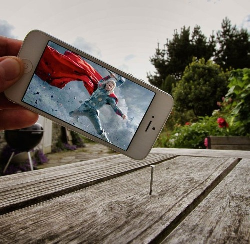 French photographer whimsically augments reality with his iPhone