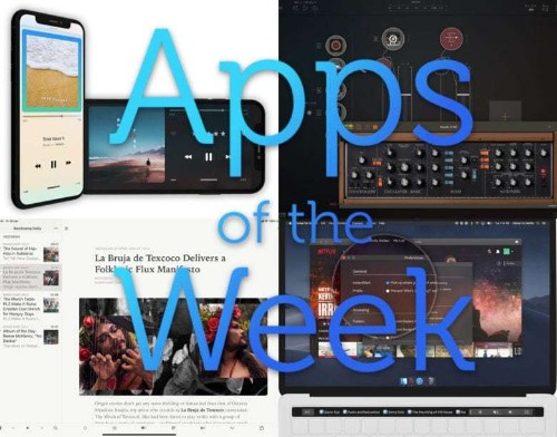The best new Netflix, Instagram, news and music apps you'll find this week