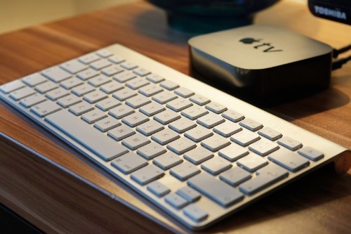 How to use a Bluetooth keyboard with Apple TV