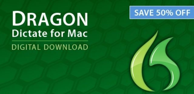 Let Your Voice Do The Work With Dragon Dictate 3 For Mac [Deals]