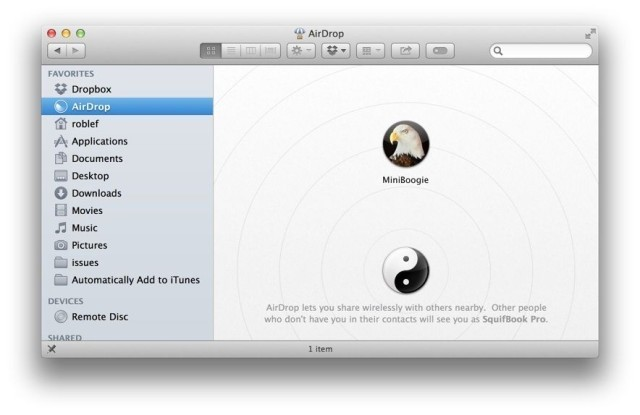 Better Security On That Macbook: Turn Off File Sharing, Enable AirDrop [OS X Tips]