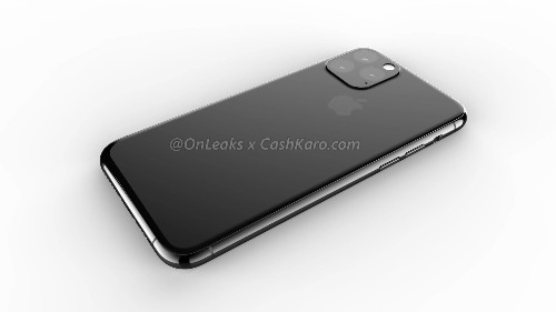 iPhone XI renderings reveal all-new rear panel design and mute switch changes