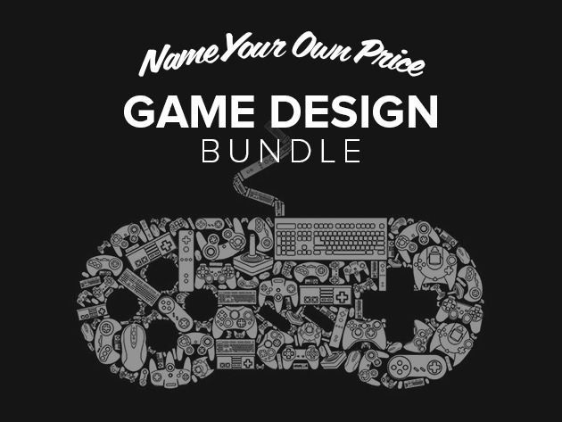 Pay what you want for the ultimate Game Design Course Bundle [Deals]