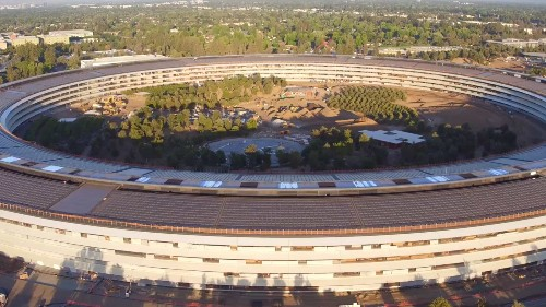 Cupertino shells out big bucks to stay Apple's hometown