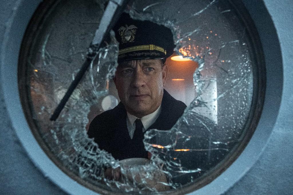 Tom Hanks thinks having new movie on Apple TV+ is 'absolute heartbreak'