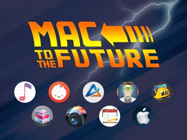 Get 8 killer Mac apps at 96% off with The Mac To The Future Bundle [Deals]