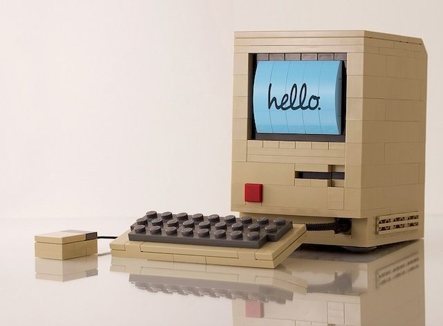 The Best Apple LEGO Projects Ever [Gallery]