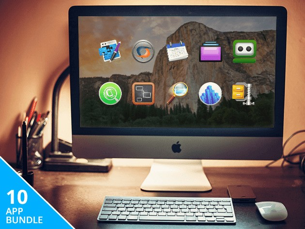 Pay what you want for 10 apps to maximize productivity on your Mac [Deals]