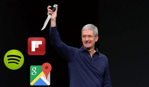 Hit list: All the apps and services Apple tried to kill at WWDC 2015
