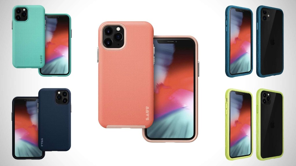 Laut's colorful cases give iPhone 11, 11 Pro a fresh new look | Cult of Mac