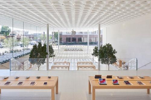 Iconic Arizona Apple store wins design award