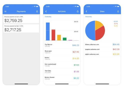 Google will kill AdSense app for iOS by end of 2019