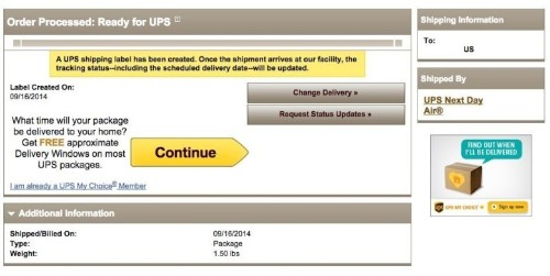 How to track your UPS order with just a phone number