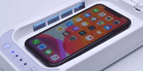 Disinfect your iPhone with this UV Sanitizer [Deals] | Cult of Mac
