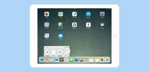 Everything you need to know about the iOS 11 Dock