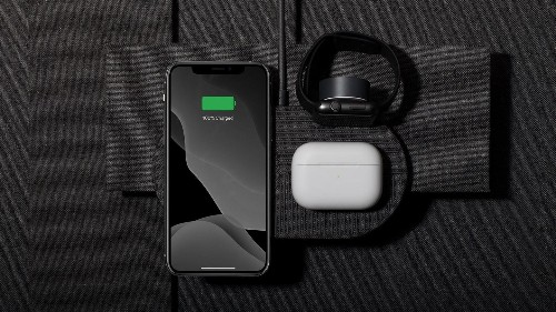 Native Union adds Apple Watch charger to Drop XL wireless charging pad