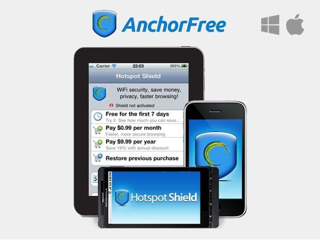 Protect your data with Hotspot Shield Elite [Deals]