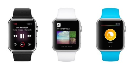 Apple drops new software for Watch and TV, too