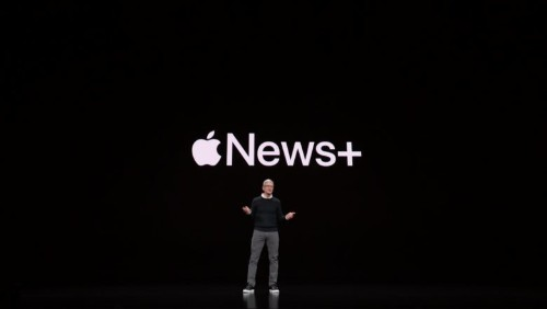 Bills for Apple News+ trial subscriptions going out soon