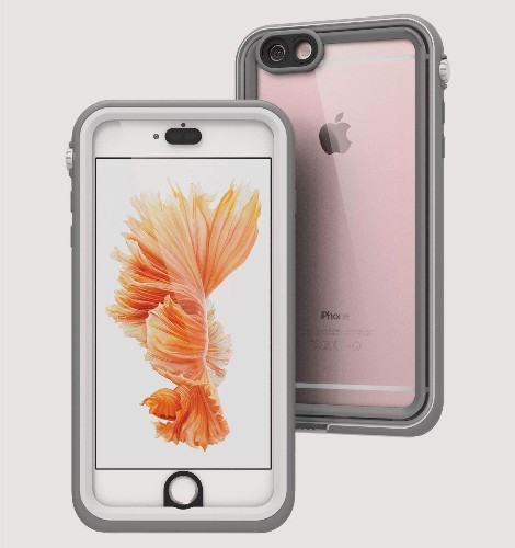 Catalyst's new waterproof case will keep your iPhone 6s dry