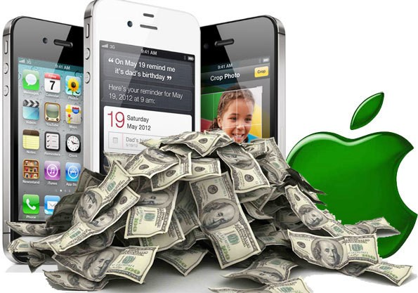 Top iOS App Makers Gross $90K Per Day