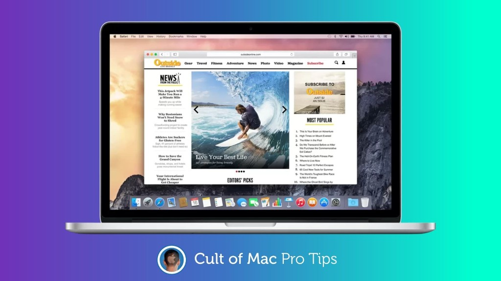 Make older Macs feel new again by switching web browsers [Pro tip]
