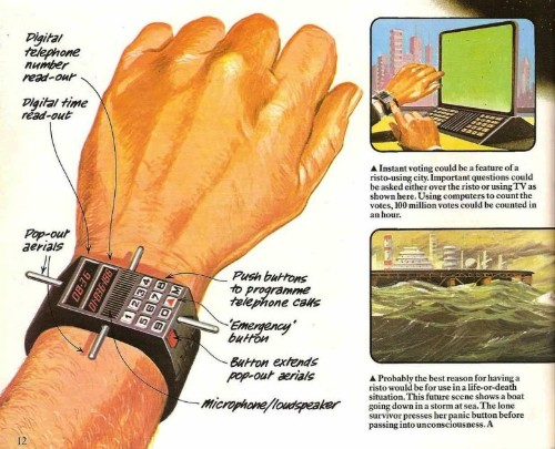 From Dick Tracy to Apple Watch: 70 years of smartwatches
