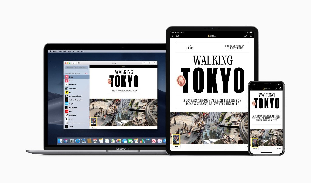 New Apple News+ users can get extended 3-month trial right now