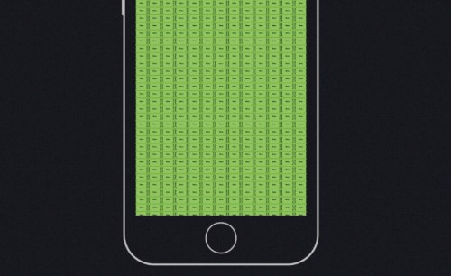 Amazing infographic shows how many Nokia 5110 displays fit in an iPhone
