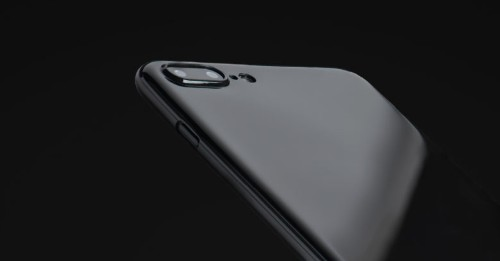 The slimmest iPhone case looks even slicker in jet black