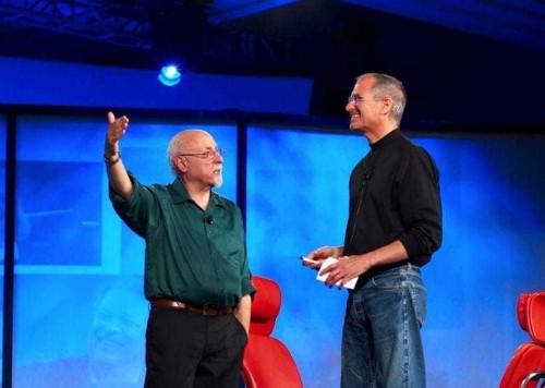 Walt Mossberg, one of Steve Jobs' favorite journos, is retiring