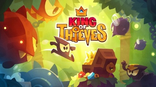 King of Thieves, the addictive new game from the makers of Cut the Rope