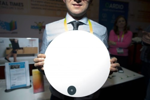 Qardio's medical devices put human face on health care