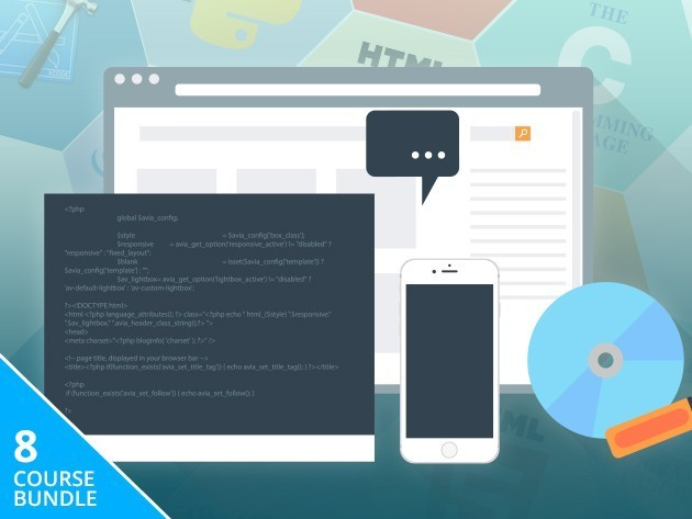 Save 99% on the Coding 101 bundle [Deals]