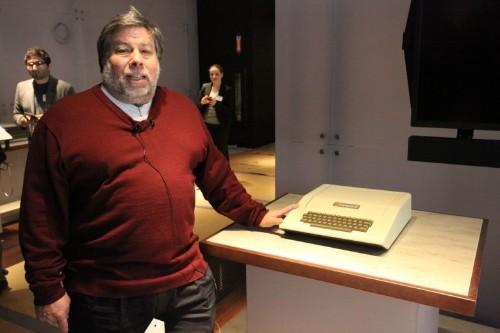 Woz demystifies Apple's origins (including the 'myth' of Jobs' garage)