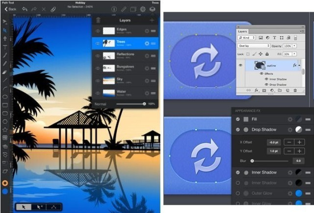 iDraw 2 Now Imports And Edits Photoshop Files